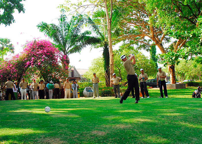 Bagan Nyaung Oo Golf Club